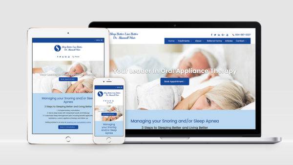Dr Sharnell Muir has launched a new website